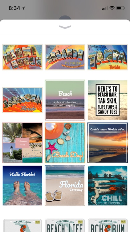 Florida Sticker Pack