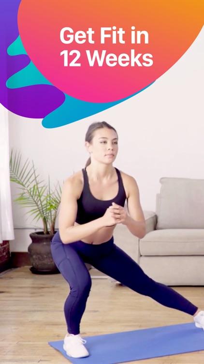 Bliss Fit - Home & Gym Workout screenshot-0