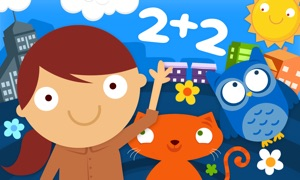 Animal Math Kindergarten Math
