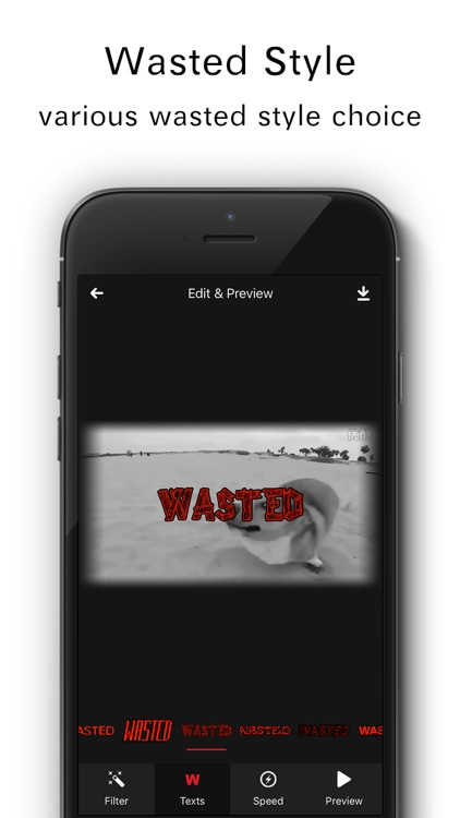 Wasted - Video Effects for GAT screenshot-3