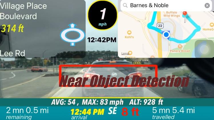 Nity AI dashcam + run timer screenshot-5