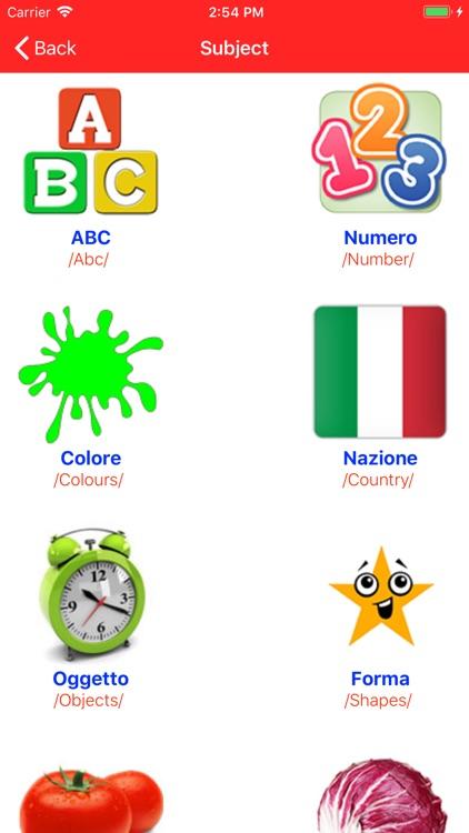 Learn Italian For Beginner