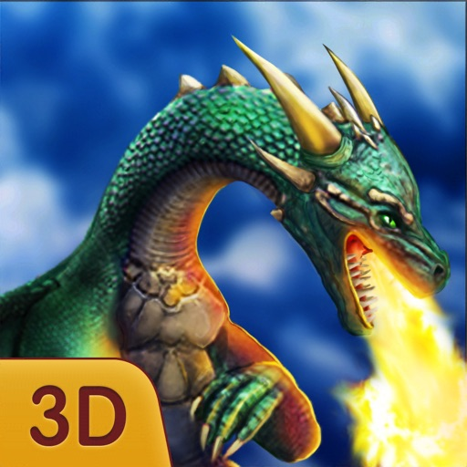 Dragon Legends Fantasy War Icon