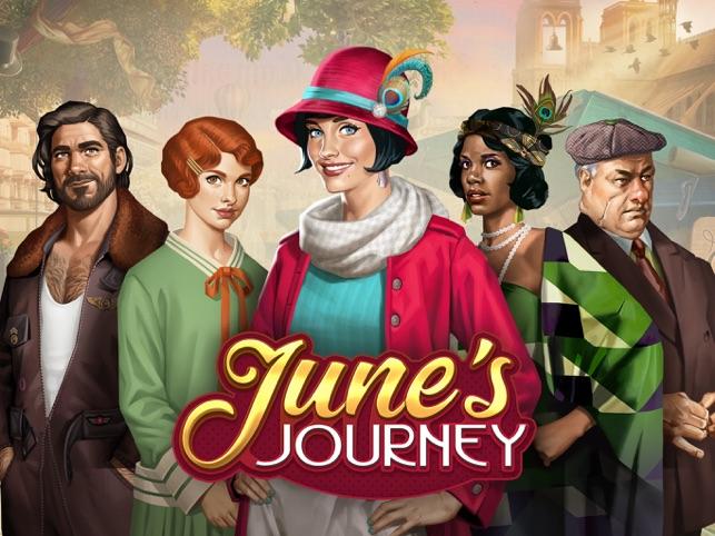 Картинки по запросу June's Journey