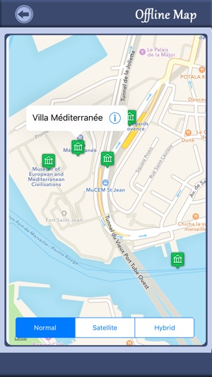 Marseille City Tourism Guide Offline Map on the App Store