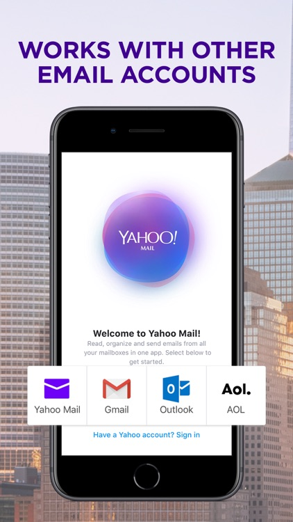 Yahoo Mail screenshot-0
