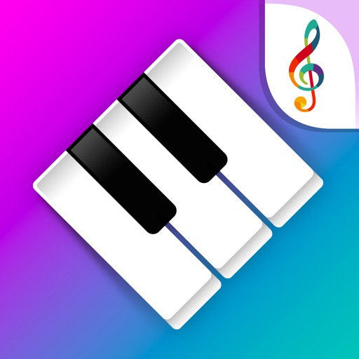 Simply Piano by JoyTunes app logo