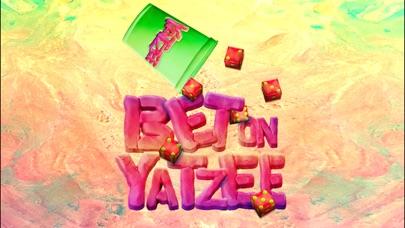 Yatzee: Bet on it