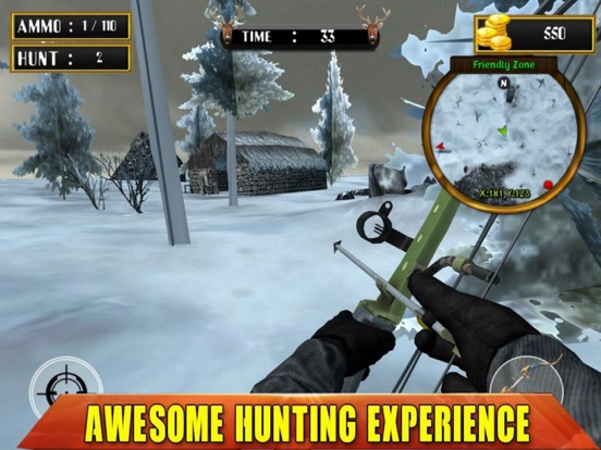 Wild Deer - Archery Shooting screenshot 5