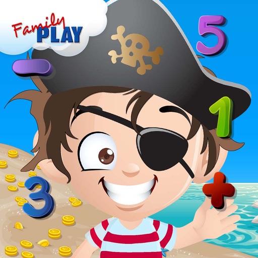 Pirate Math Adventure Island