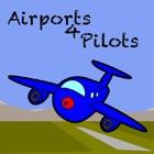 Airports 4 Pilots Pro - World Edition icon