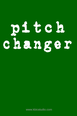 Pitch Changer Lite - náhled