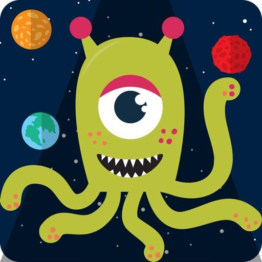 Toon Space Rocket iOS App