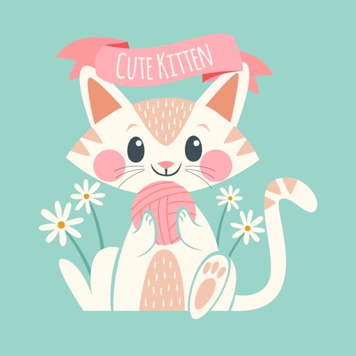 Kitty Cat Stickers Pack