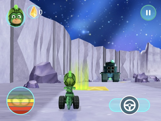 PJ Masks: Racing Heroes screenshot 13