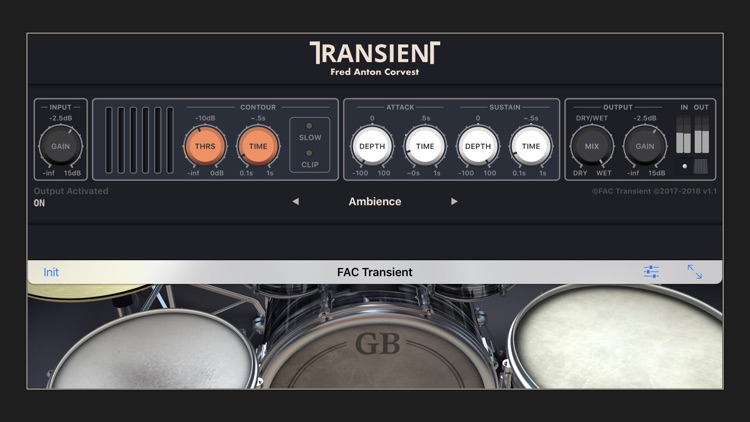 FAC Transient screenshot-4