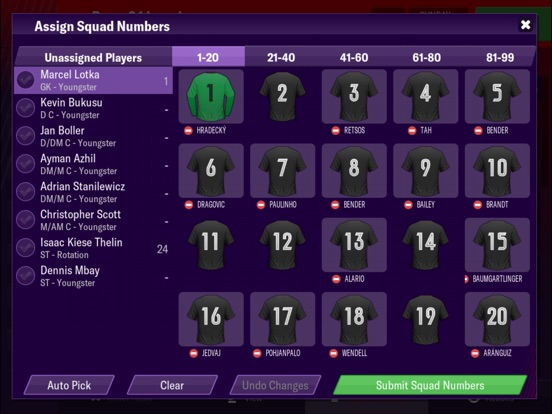 Football Manager 2019 Mobile screenshot #7