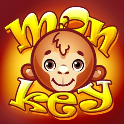 Super Monkey Stickers