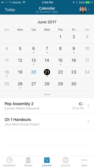 PowerSchool Mobile app image
