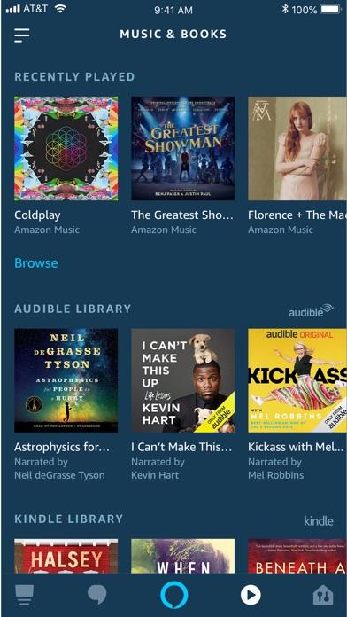 Amazon Alexa screenshot four