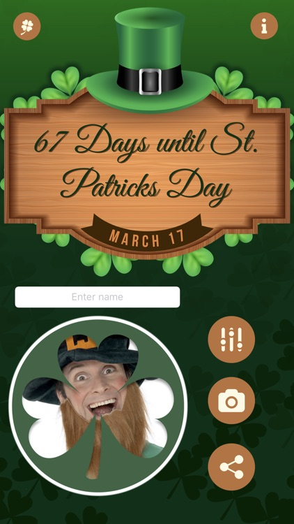 Saint Patrick's Day Countdown screenshot-0