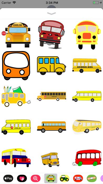 点击获取Bus Stickers