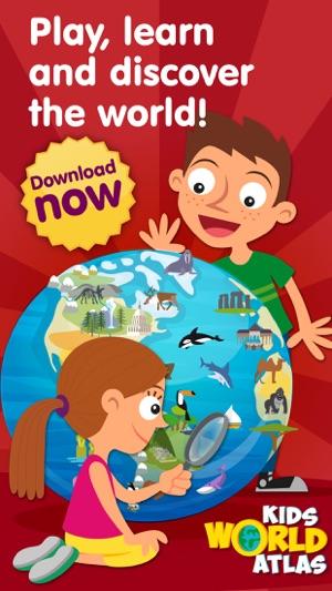 Kids world atlas on the app store screenshots gumiabroncs Images