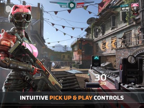 Modern Combat Versus screenshot 8