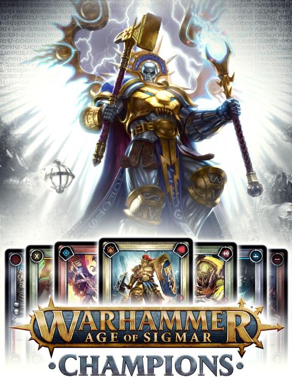Warhammer AoS: Champions screenshot #1