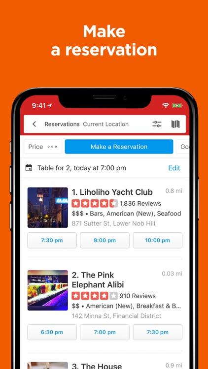 Yelp: Local Food & Services screenshot-5