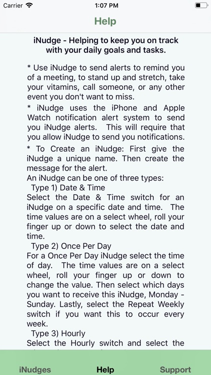 iNudge - Helping You Remember screenshot-5