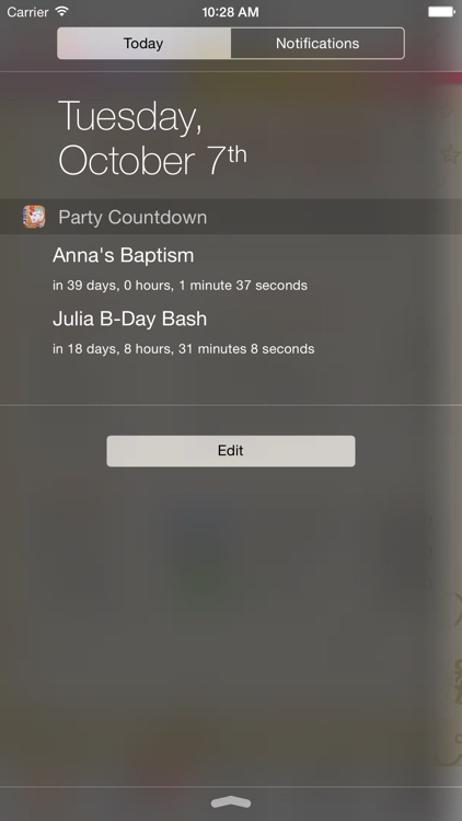 Birthday & Party Planner screenshot-4