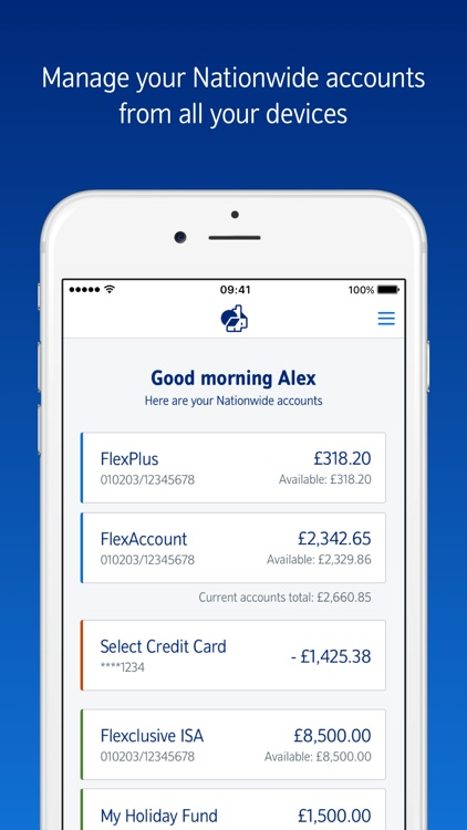 Nationwide Mobile Banking