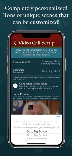 ‎Santa Video Call & Tracker™