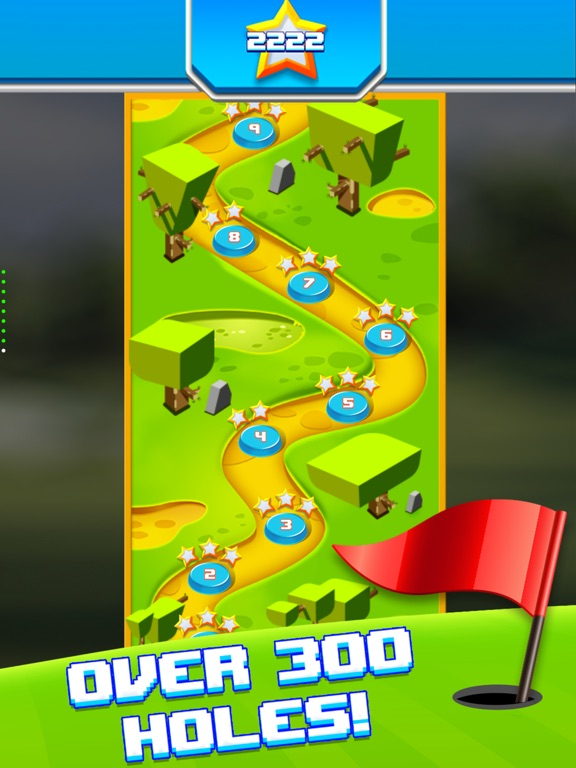 Mini Golf Star Retro Golf Game Скриншоты14