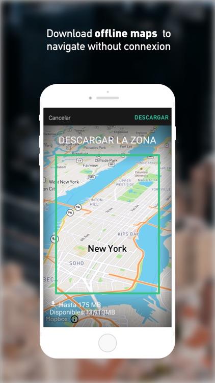 GOAZ: Make social your trips screenshot-3