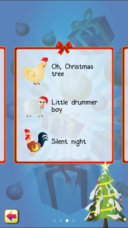 Xmas Carols-Farm Karaoke PRO screenshot-1