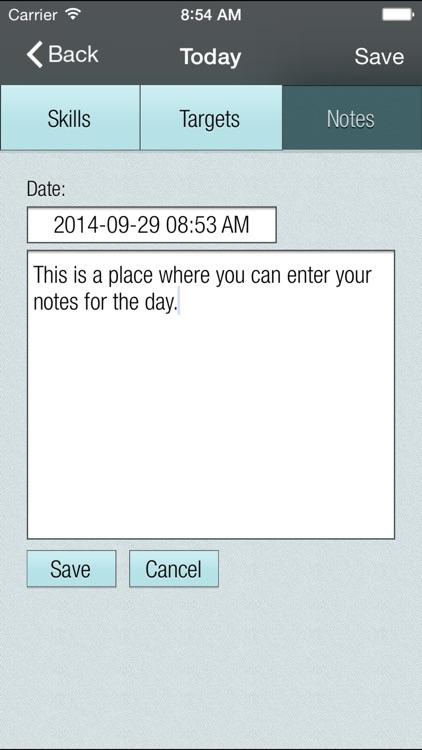 DBT Diary Card & Skills Coach screenshot-4