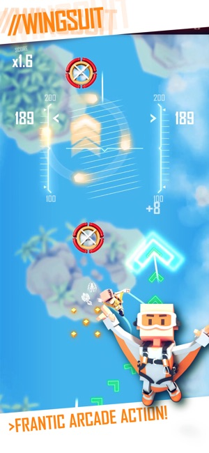 Flick Champions Extreme Sports Screenshot