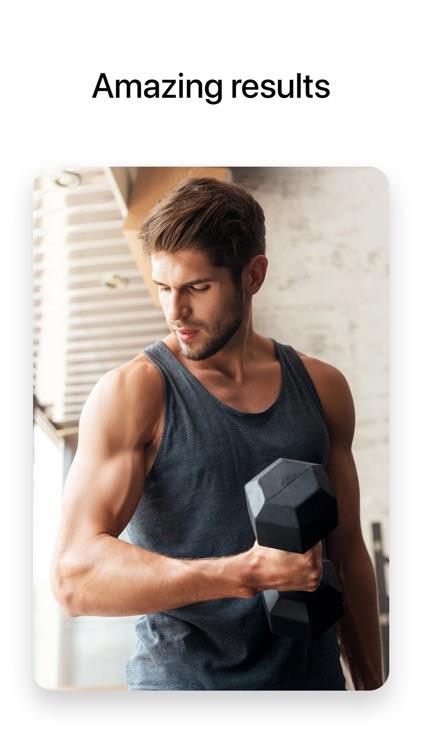 InstaFit Gym: Audio workouts screenshot-4
