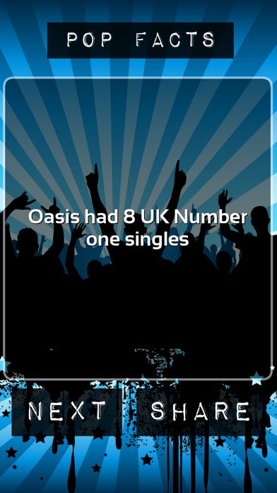 Pop Facts screenshot two