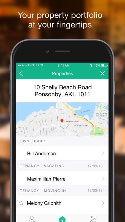 PropertyTree Contacts