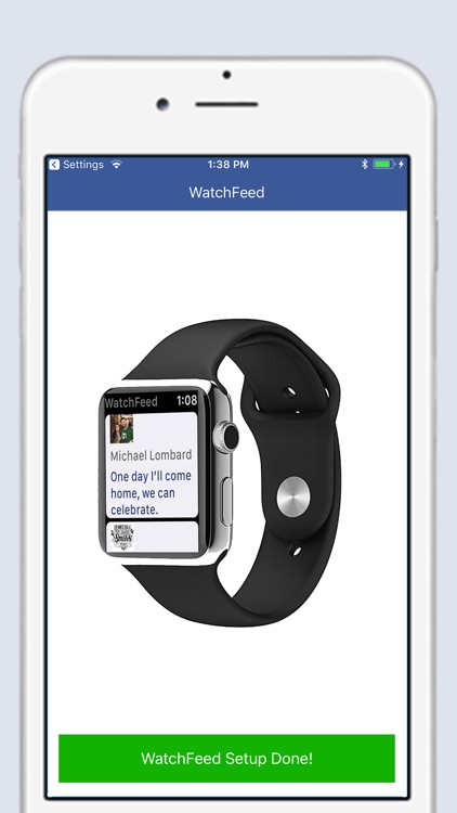 WatchFeed for Facebook