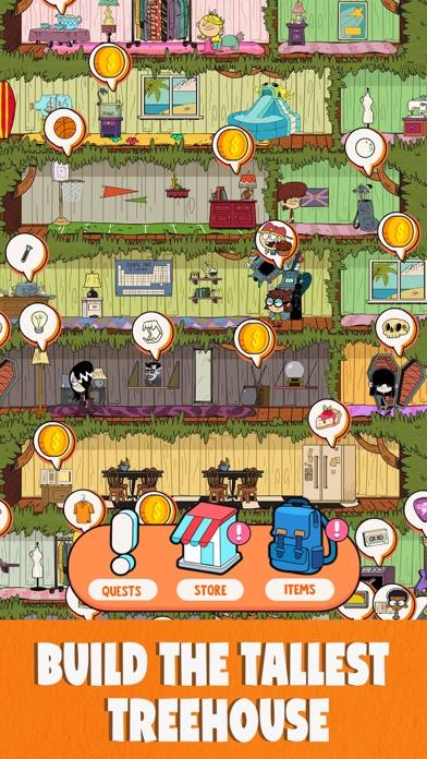 Loud House: Ultimate Treehouse screenshot 4
