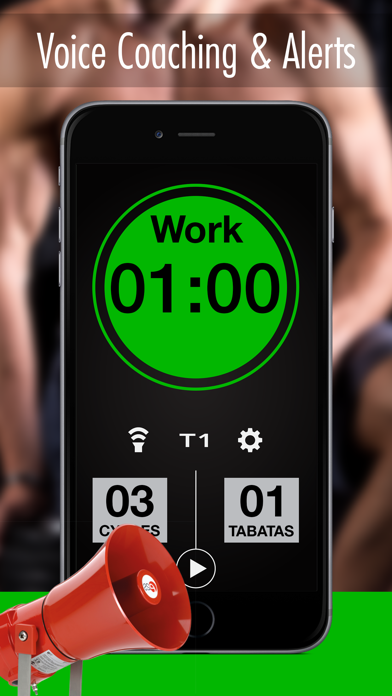 Tabata Timer Pro - Workout Timer for Tabataのおすすめ画像2