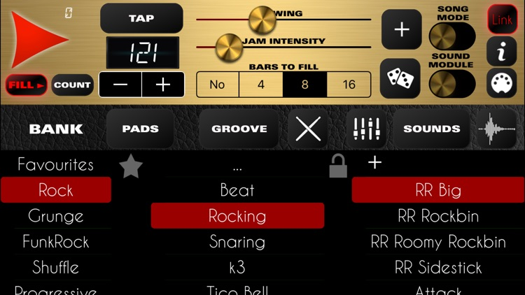 Rock Drum Machine 5 screenshot-0