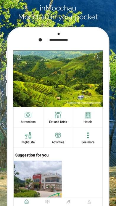 inMocChau MocChau Travel Guide screenshot two