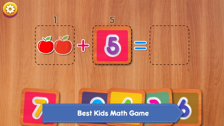 Math Kids Count, Add, Subtract screenshot-2