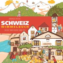 Swiss Wimmelbook App