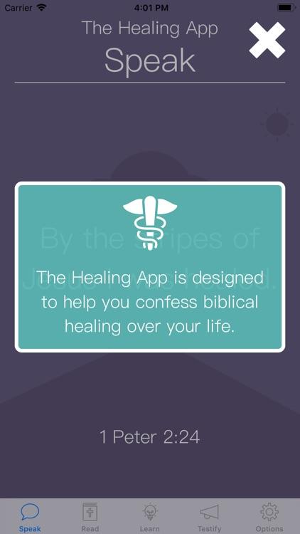 The Healing App screenshot-4